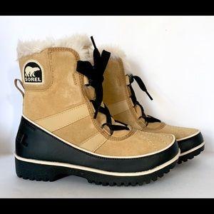 Sorel Tivoli II Snow Fur Boot
